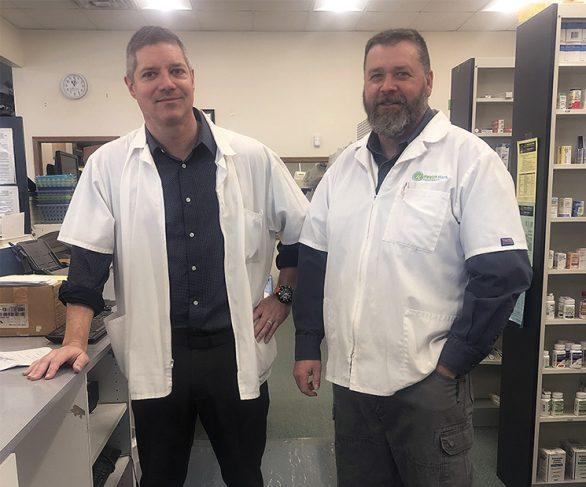 Oconto Falls Pharmacy Staff