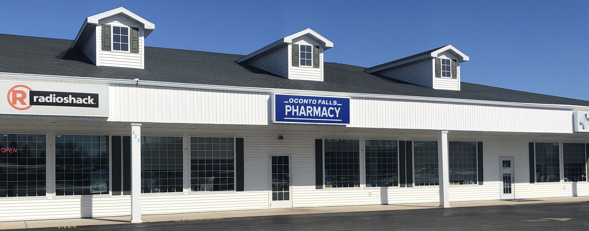 Welcome to Oconto Falls Pharmacy!